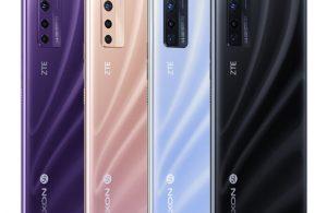 ZTE AXON 20: ZTE'nin yeni ekran altı kameralı telefonu