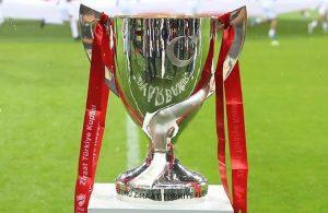 Ziraat Türkiye Kupası'nda sürpriz eşleşmeler