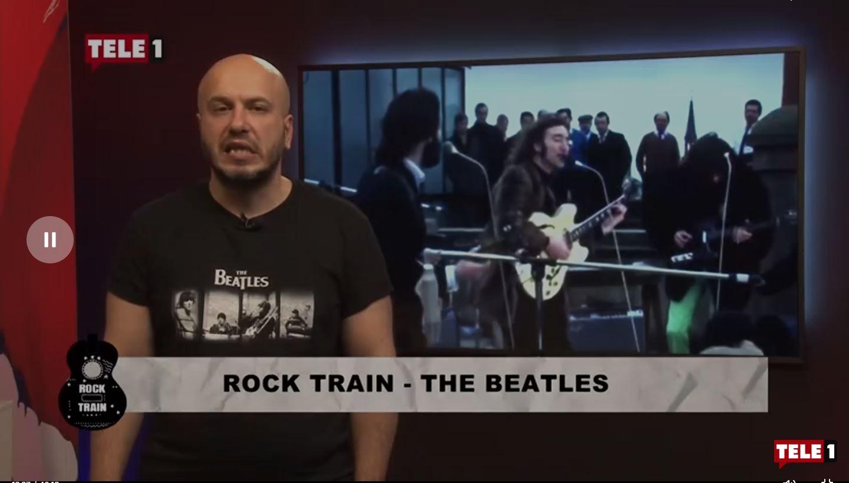 Rock Train The Beatles 2. Bölümü ile devam ediyor