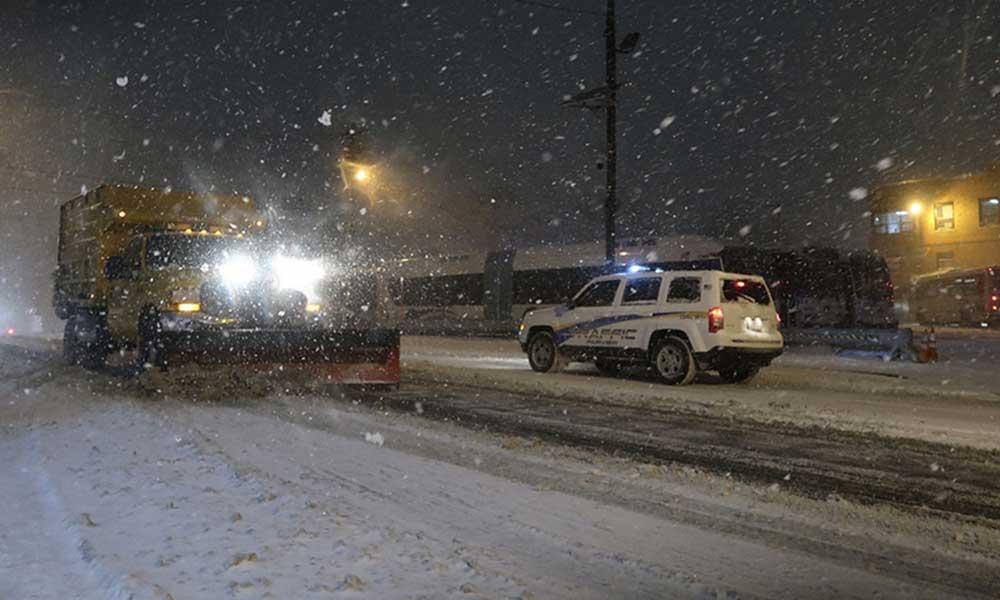 ABD'de kar fırtınası: 4 kişi hayatını kaybetti