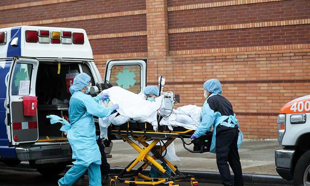 ABD'de koronavirüs kaynaklı toplam can kaybı 300 bini geçti