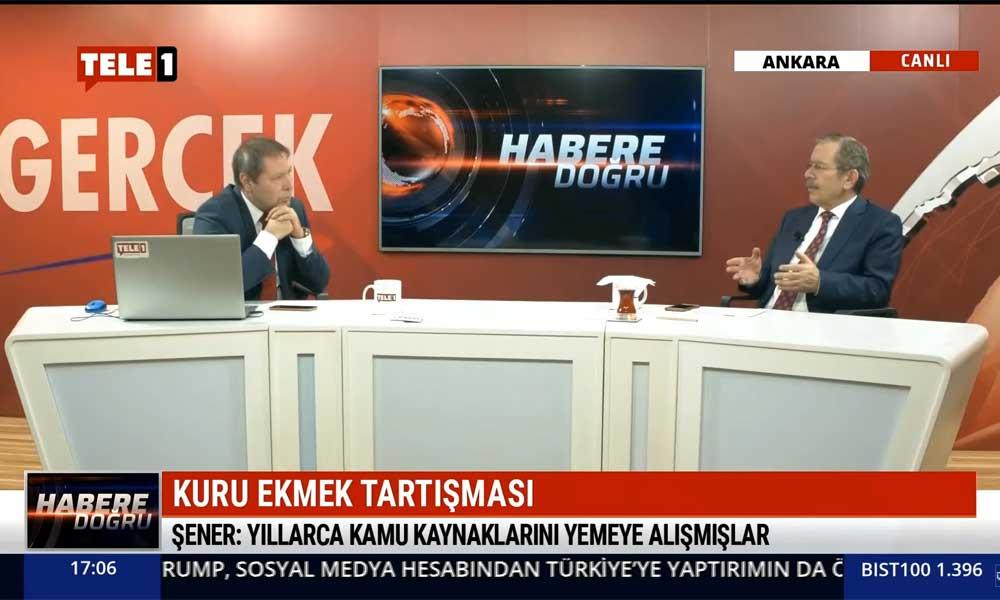 Abdüllatif Şener: İktidar ülkenin içinde bulunduğu sıkıntılardan habersiz yaşıyor