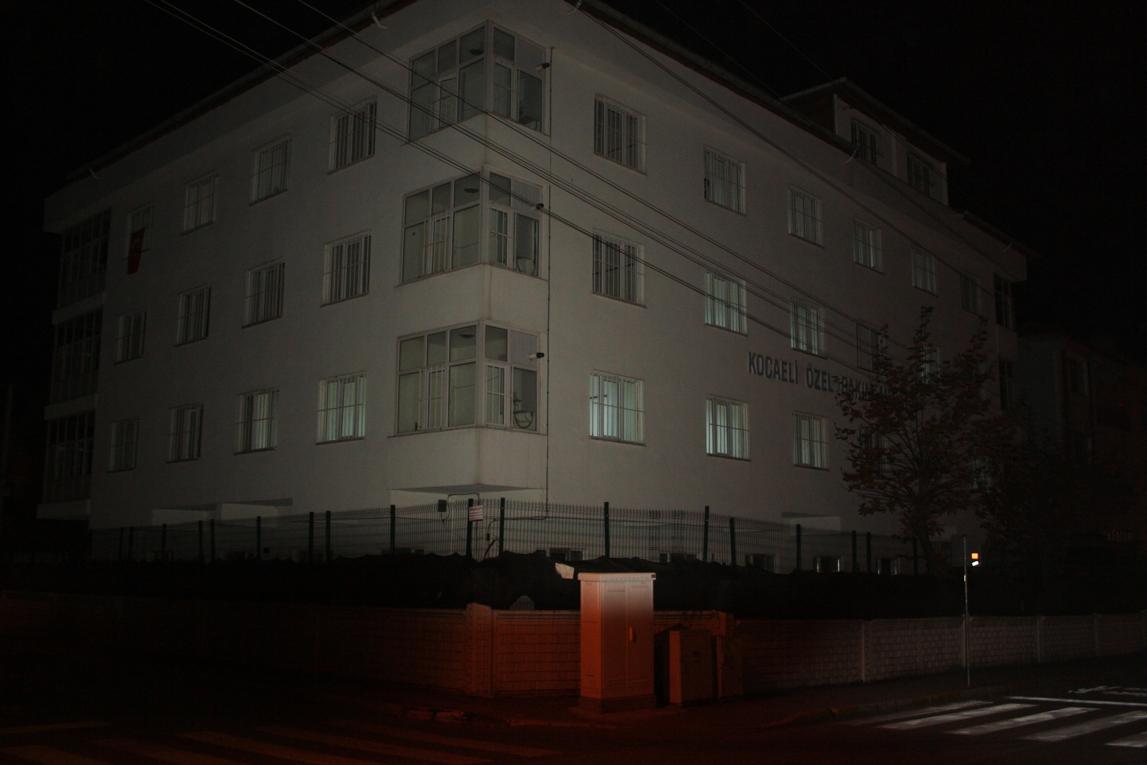 Özel bakım ve rehabilitasyon merkezine karantina