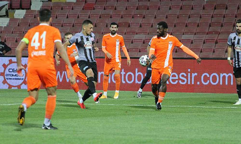 Vaka sayısı 40'a yükselmişti! Adanaspor'un 2 maçı daha ertelendi