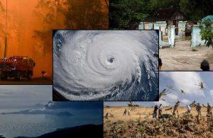 İşte 2020'de büyük ölümlere sebep olan doğal afetler