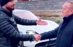 Görgüsüzlüğün görüntüsü! 1.5 milyon lira vergi borcu silinen Ali Ağaoğlu'nun 2.5 milyonluk araba pazarlığı