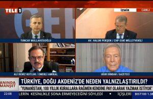 Ali Deniz Kutluk: Yunanistan, Türkiye'yi tahrik etmek için elinden geleni yapıyor