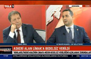 CHP'li Ali Mahir Başarır: Recep Tayyip Erdoğan, Recep Tayyip Erdoğan'ı denetliyor