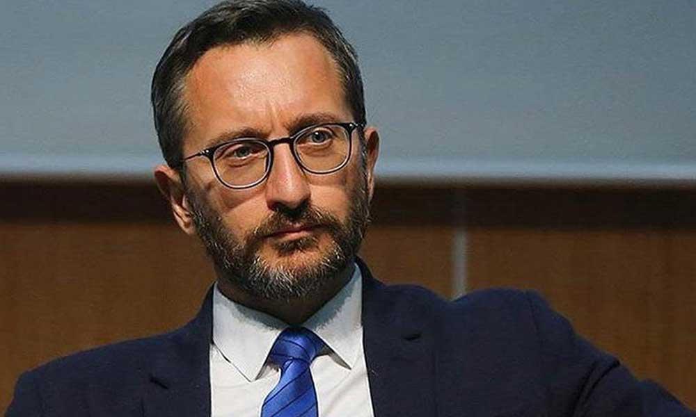 Saray'dan İngilizce HDP açıklaması: Türk yargısına saygı göstermeye davet ediyorum