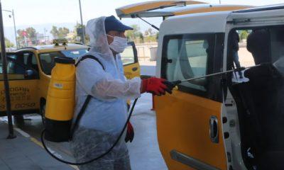Efeler'de salginla mücadelede olağanüstü gayret: Bir ayda bin binaya dezenfeksiyon