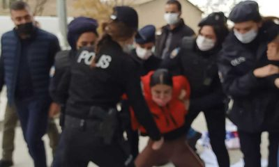 Hakları için direnen Atlasglobal işçilerine polis müdahalesi: 9 gözaltı