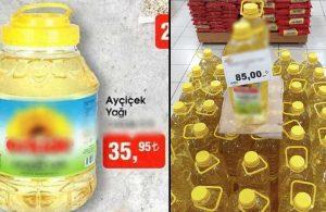 İşte Türkiye'nin gerçek gündemi… Ayçiçek yağına yüzde 142 zam