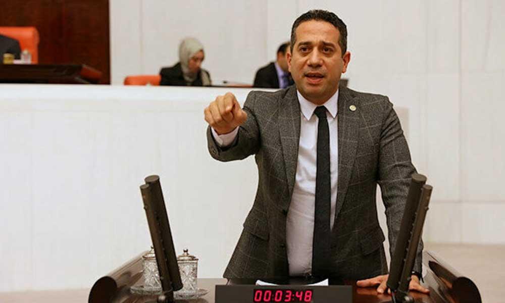 CHP'li Ali Mahir Başarır'dan AKP'li Cumhurbaşkanı Erdoğan'a suç duyurusu