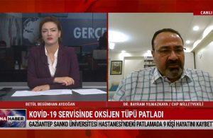 CHP'li Bayram Yılmazkaya: Gaziantep'teki acı tablo bize uyarı olmalı