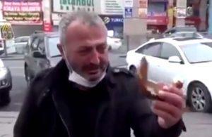 Sokak röportajında isyan eden yurttaş, gözyaşlarını tutamadı
