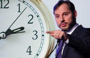 Albayrak dönemi uygulaması son mu buluyor? Yaz saati uygulaması Meclis'te
