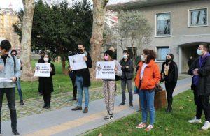 Bilgi Üniversitesi öğrencileri ayakta: İvedilikle geri çekilsin!