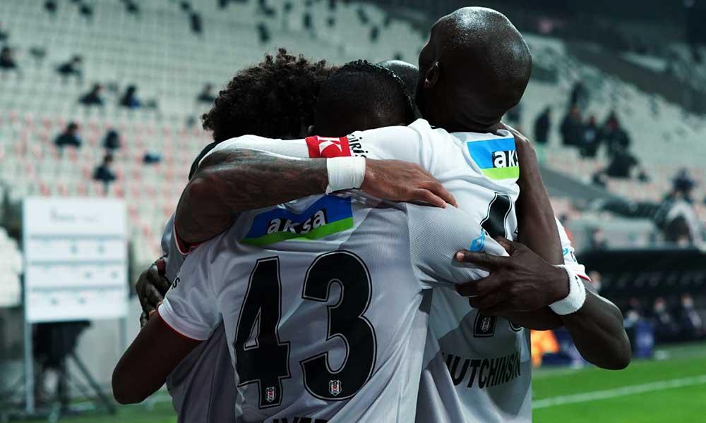 Beşiktaş, Kasımpaşa'yı sorunsuz geçti