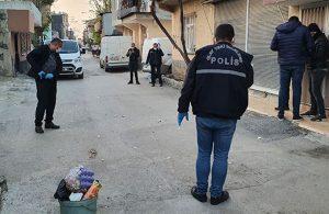 Adana'da sokak ortasına ses bombası attılar