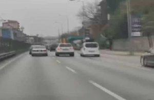 Trafik canavarı insanları ölümle burun buruna getirdi