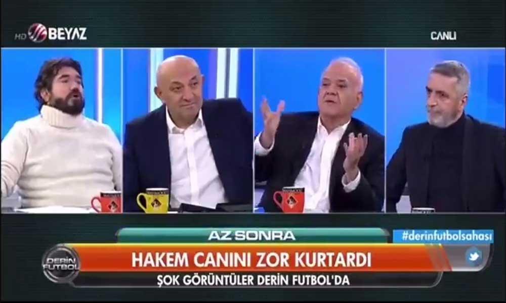 Ahmet Çakar'dan Terim'in eski yardımcısı olan Sümertaş'a cinsiyetçi tehdit!