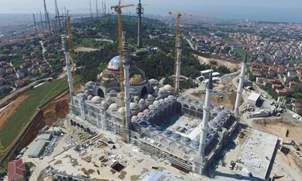 Ulaştırma Bakanlığı Çamlıca Camii'nin metrosunu üstlendi