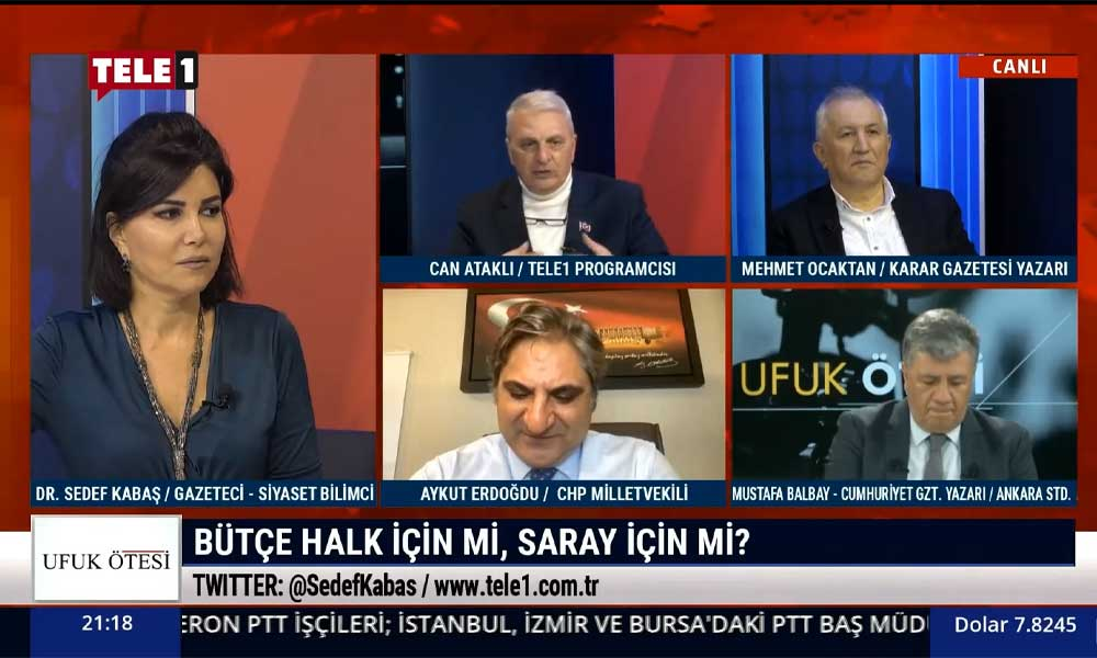 """""""Bulaş""""da yarım saatin önemi – UFUK ÖTESİ (9 ARALIK)"""