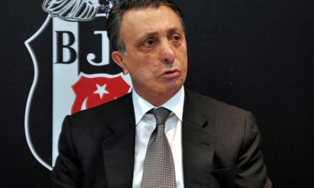 Beşiktaş Başkanı Çebi'den önemli açıklamalar: Sergen Yalçın kalacak mı?