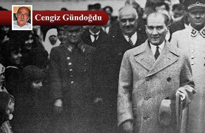 Neden Atatürk'e sevgi?