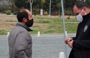 Evsiz yurttaşa 'kısıtlama' cezası kesen Emniyet'ten özür