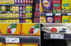 Vatandaşa bir darbe de marketlerden… Çift fiyat uygulaması isyan ettirdi
