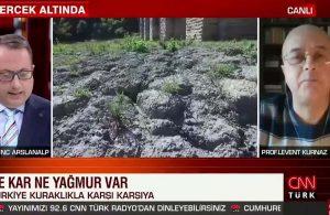 Canlı yayında CNN Türk sunucusunu zora sokan anlar