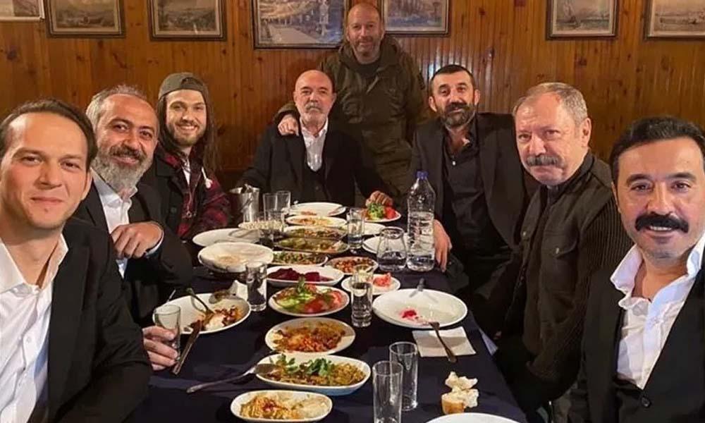 Ercan Kesal tartışma yaratan fotoğrafla ilgili konuştu: Korkan insanlar böyle bir sahne çekmez