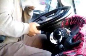 Yolcuların hayatını tehlikeye atan minibüs şoförüne tepki çeken ceza