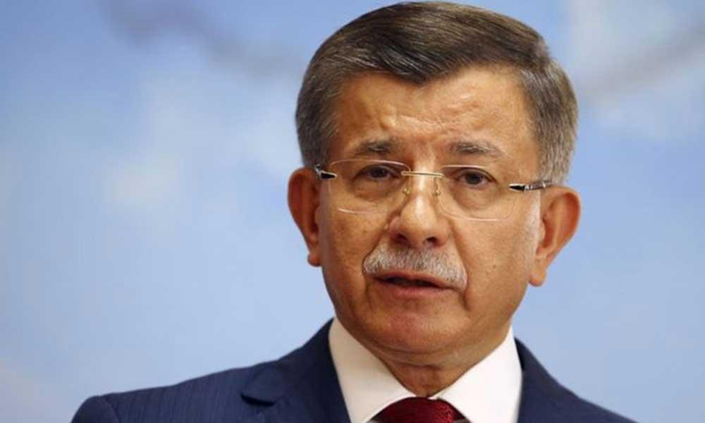 Davutoğlu'ndan 'HDP' davasına tepki