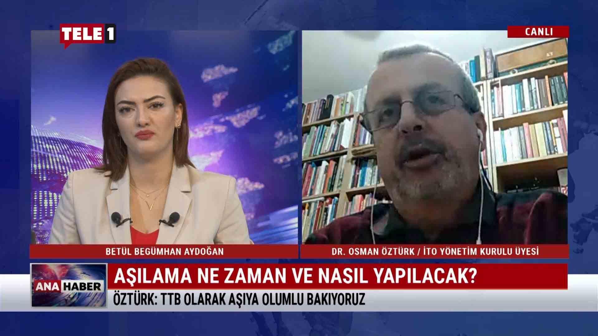 """Dr. Osman Öztürk """"Sağlık Bakanı toplumdaki güvenini yitirdi"""""""