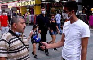 Sokak röportajında iktidarı eleştiren Demirbaş'a ve muhabire hapis cezası!