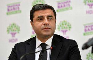 Avrupalı parlamenterlerden Selahattin Demirtaş'ın serbest bırakılması için önerge