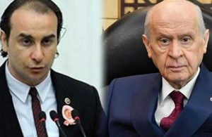 Alparslan Türkeş'in oğlundan Devlet Bahçeli'ye zehir zemberek sözler