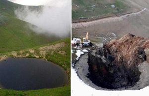 Yapan değil yazan suçlu oldu: 12 bin yıllık Dipsiz Göl'e de erişim engeli!