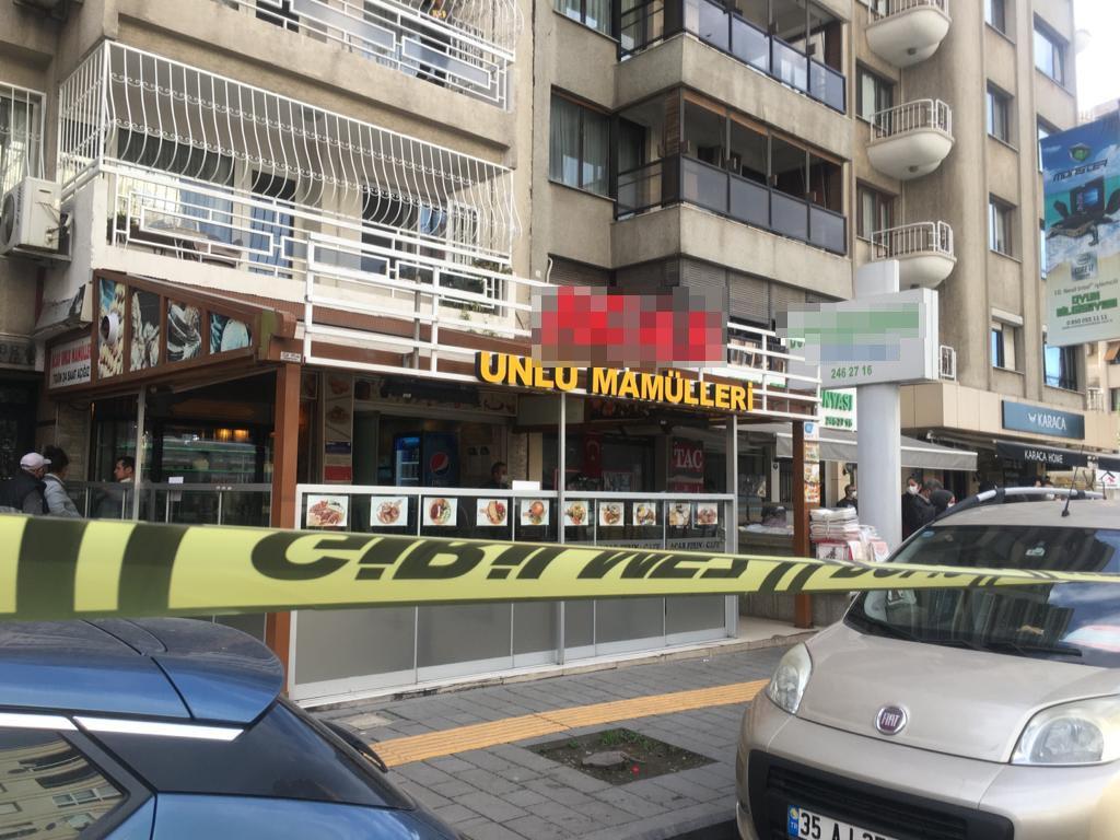 İzmir'de kadın cinayeti: Boşandığı erkek tarafından çalıştığı yerde öldürüldü