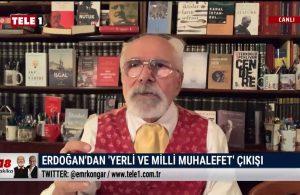 Emre Kongar: Erdoğan bunu söyleseydi, alnından öperdim