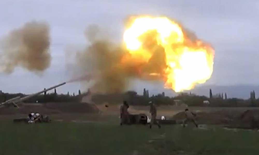 Ermenistan ateşkesi ihlal etti!