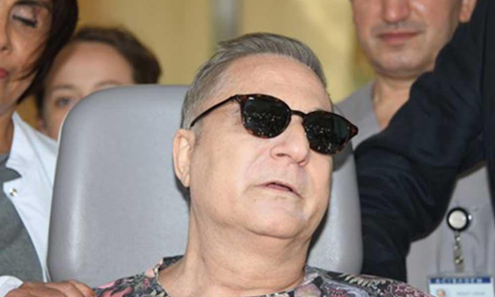Mehmeh Ali Erbil'den sevindiren haber