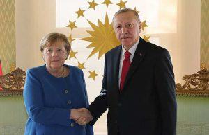 Erdoğan, Merkel ile görüştü: Türkiye – AB ilişkisinde yeni bir sayfa açmak istiyorum
