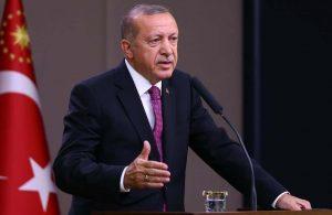 AKP'li Cumhurbaşkanı Erdoğan'dan 'seçim' açıklaması