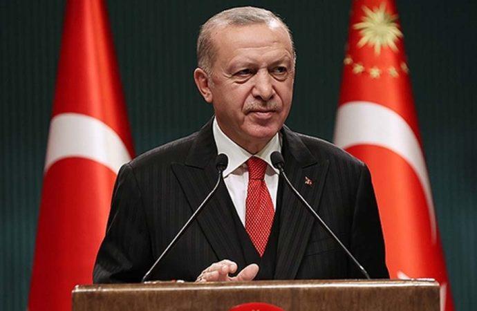 Erdoğan: Sanal dünyada da teröre izin veremeyiz. Basın organlarının…
