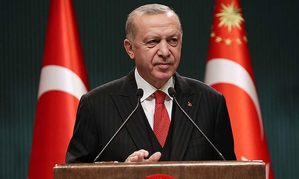 Erdoğan: Covid-19 hastalığının bir süre daha bizimle olacağının farkındayız