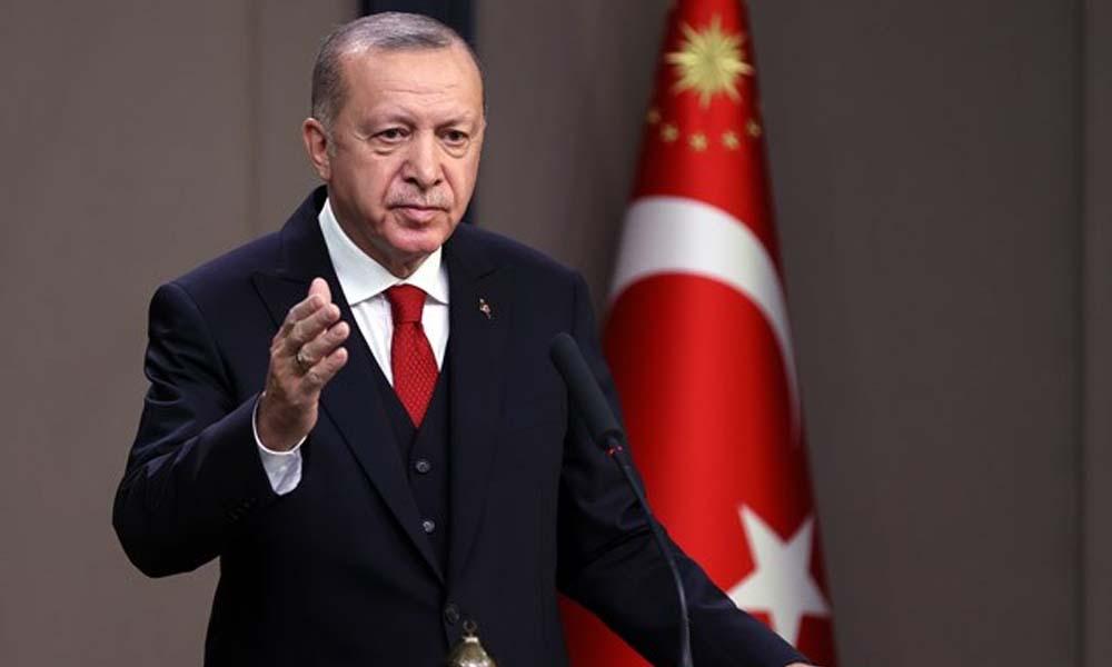 Erdoğan: 2021 reformlar yılı olacak