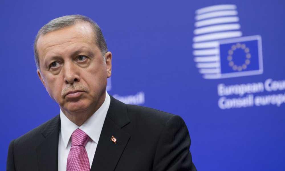 Dış basında dikkat çeken 'Erdoğan' haberi